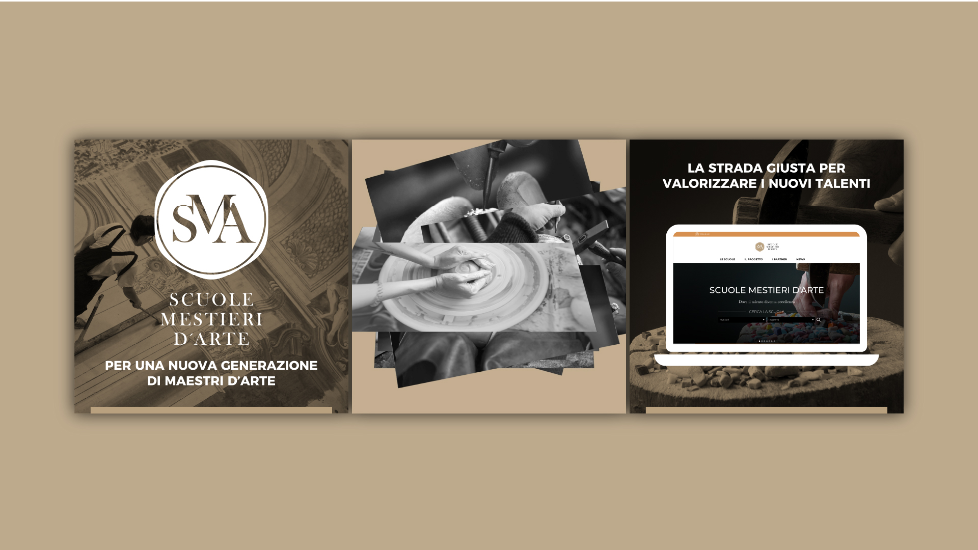 welmade branding no panic agency